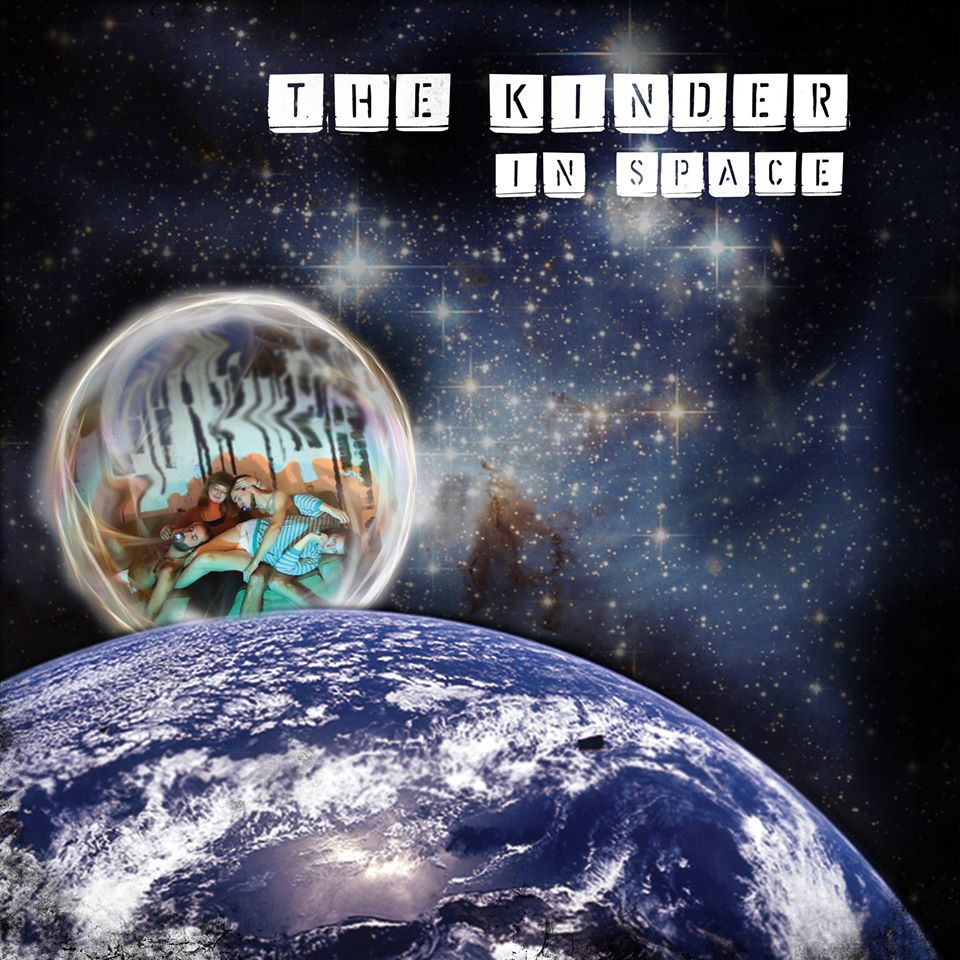 thE_KindeR_-_In_Space_EP_Cover